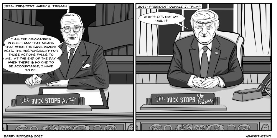 the buck stops here1