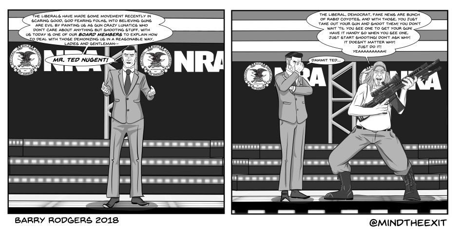 The Face of the NRA1