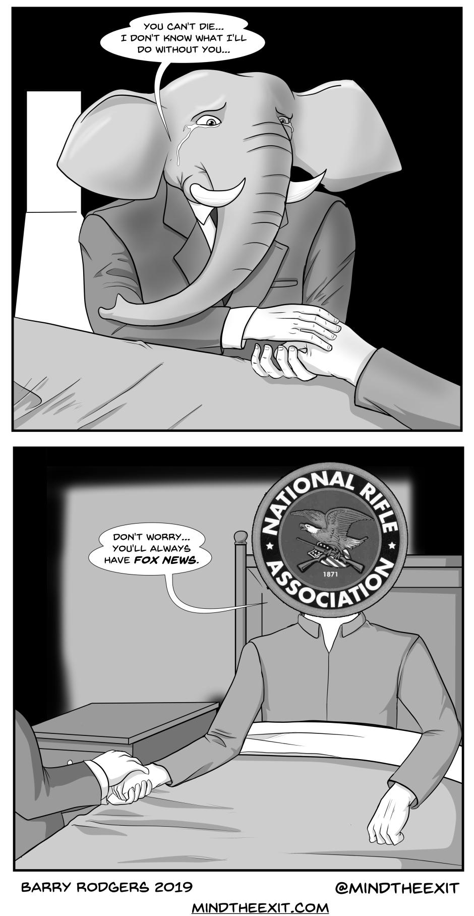 A Hard Goodbye 1
