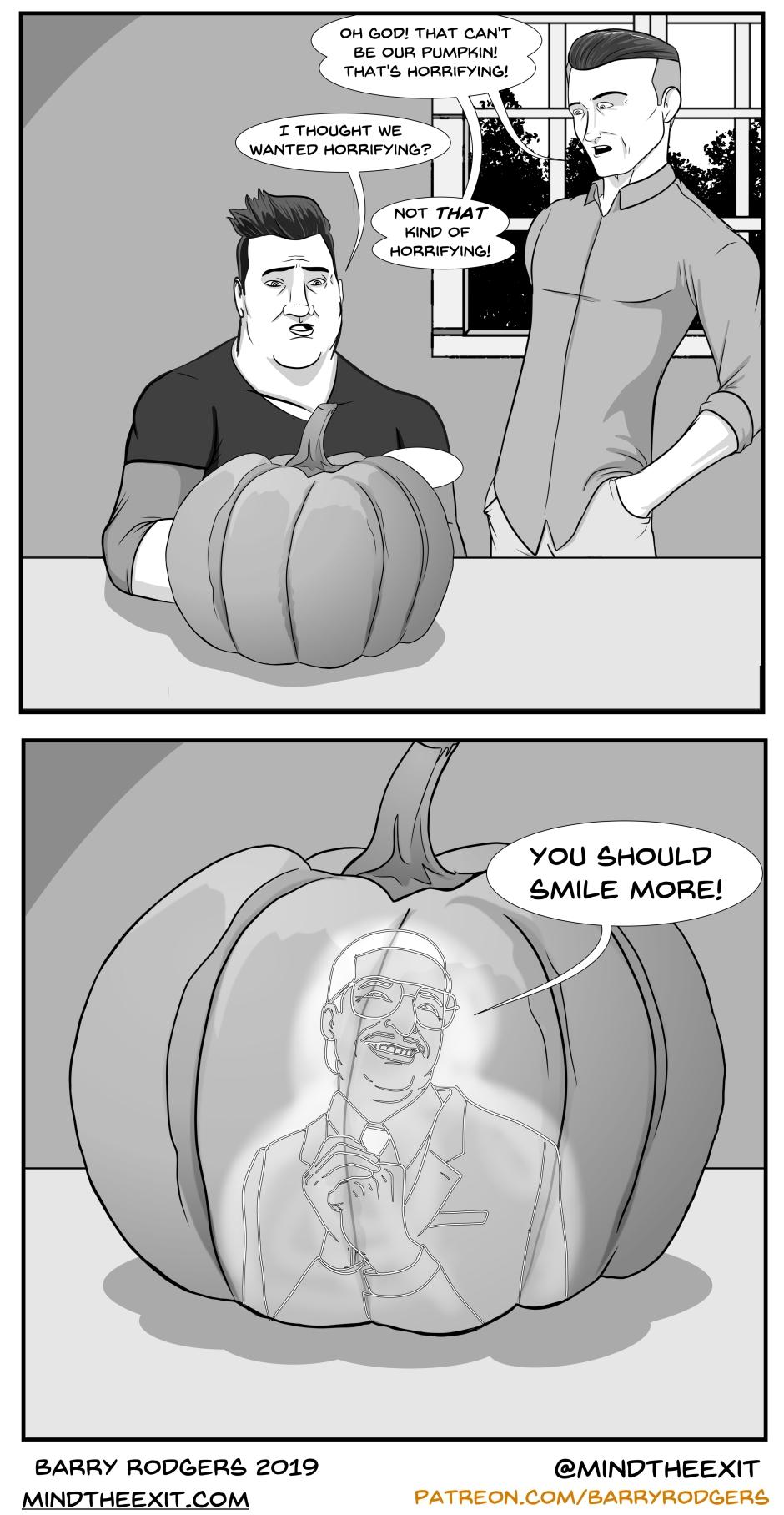 carving the pumpkin1