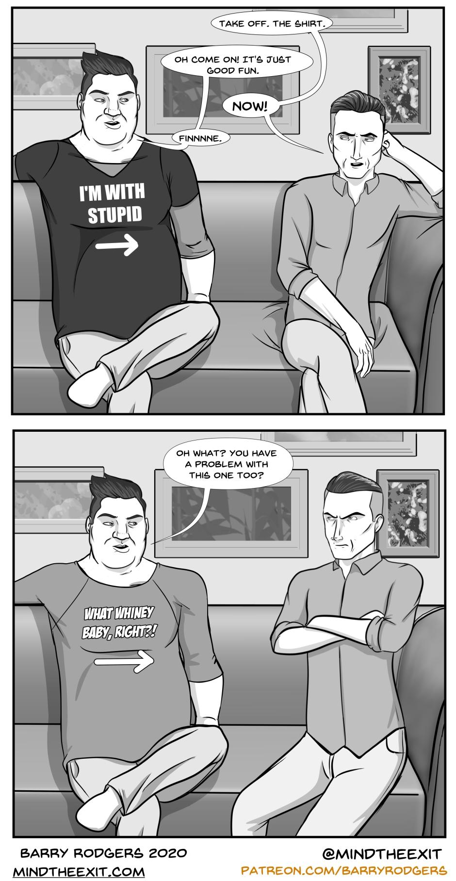 mean shirt1